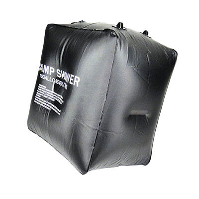 40L Solar Energy Heated Camping Shower Bathing Water Bag Outdoor Travel