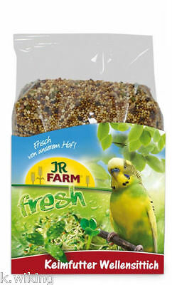 JR Farm Birds Keimfutter Wellensittich 1 kg