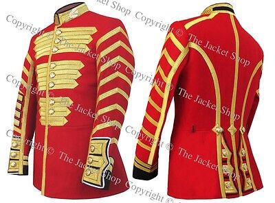 Grenadier / Scots Guards Drum Major Tunic- Jacket