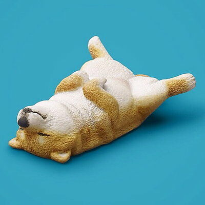 Takara Tomy Panda's ana Zoo Zzz Sleeping Animal Collection P4 Dog Shiba