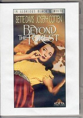 Beyond The Forest -  Bette Davis & Joseph Cotten Rare Classic All Region Dvd*