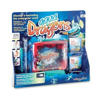 Aqua Dragons Underwater World box Kit