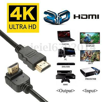 HDMI Cable Cavo v1.4 High Speed Ethernet HD 1080P For LCD DVD HDTV PS3 XBox PC