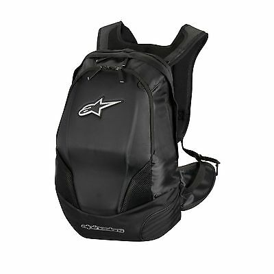 Alpinestars Charger R Black Technical Sports 18L Motorcycle Backpack Rucksack