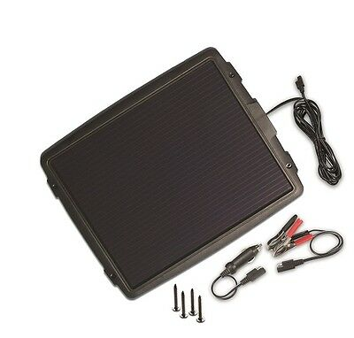 4.8 Watt 12V Solar Panel Trickle Car Battery Charger FREE DELIVERY