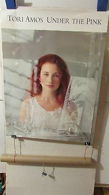 "TORI AMOS Under The Pink 1994 24x32"" POSTER PROMO CD Store [R96]"