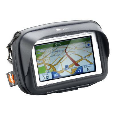 "Kappa KS953B Water Resistant GPS Smartphone Holder 4.3"" for Motorcycles Scooters"