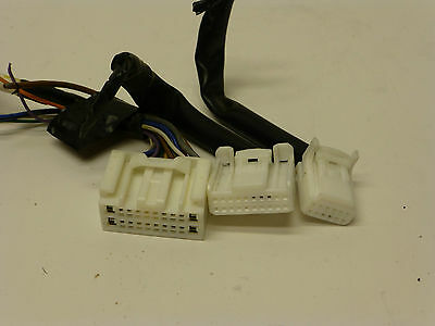 Toyota Radio Cd Player Stereo Wire Harness Plug For Oem Stock Plug
