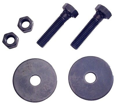 Racerdirect.net Bolt In Anchors Hardware Kit For Racing Lap Belts And Harnesses