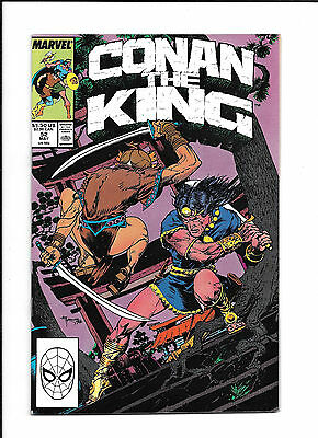 Conan The King #52 Higher Grade (8.5) Kaluta