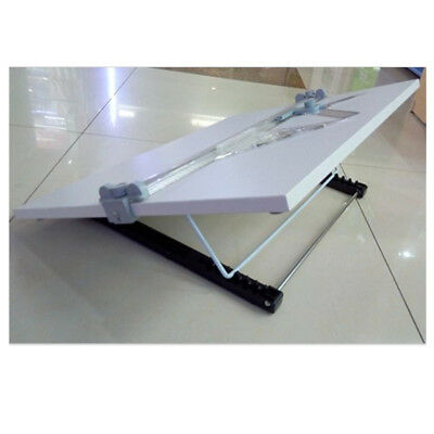 Portable A2 Drawing Board Table With Tilt Stand Parallel Motion+ Angle Drafting