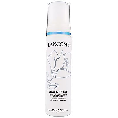 Lancome Mousse Eclat Express Clarifying Self Foaming Cleanser 200ml for her