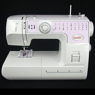 Sewing Machine Austin AS700 ECO 2 year Warranty *FREE UK Delivery FREE Gift Pack
