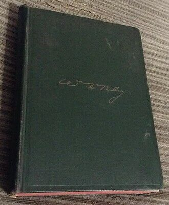 The Authentic Life of William McKinley hardcover book Vintage