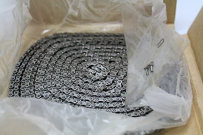HKK 25 SS-20ft  Stainless Steel #25SS Roller Chain 20Ft New