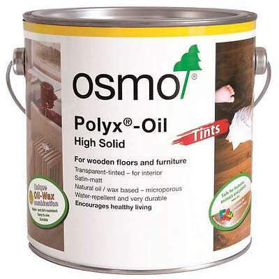 Osmo Polyx Hard Wax  Oil 3072 Amber Tint £69.99 + Free Delivery
