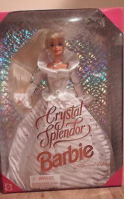 Crystal Splendor Barbie - Special Edition - 1995 - Never Removed From Box