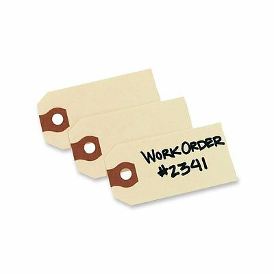 Avery Shipping Tags, 2.75 x 1.375 inches, Manila, Pack of 1000 (12301), New