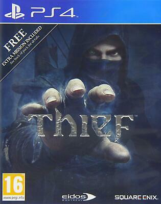 Thief PS4 Game Sony PlayStation 4 PS4 Brand New FACTORY SEALED