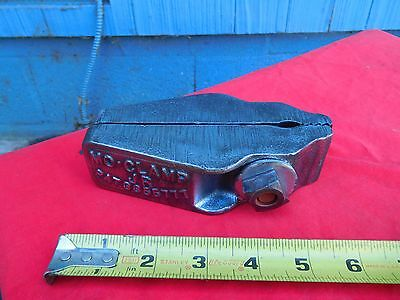 Mo-clamp Jr. Pat. 3355777  autobody frame clamp .As is wedge is missing.