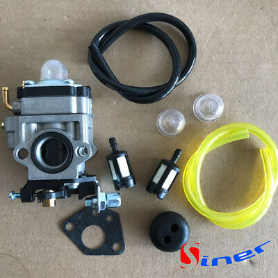 Carburetor Carb for Earthquake Ardisam E43 300486 11334 43 and 51.7CC 2 Cycle