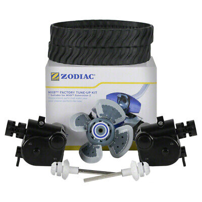 Zodiac MX8 Tune Up Kit - MX 8 MX6 Pool Cleaner Parts - R0682000