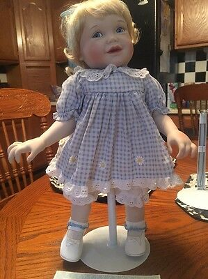 "Ashton drake ""Kaitlyn"" Doll With COA RARE!"