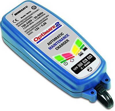 Tecmate Optimate 2 Carica Mantenitore Batterie