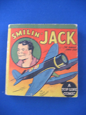 """SCARCE """"Smilin' Jack Top-Line Book /  Dated 1935"""