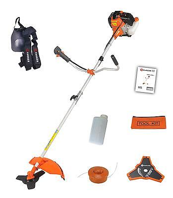 52cc Petrol Strimmer / Brush Cutter + 3 Spools (Limited Offer)