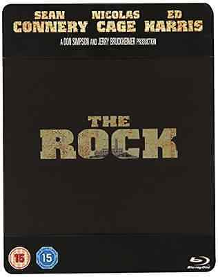 Rock The Steelbook Limited Edition  Blu-Ray NEW