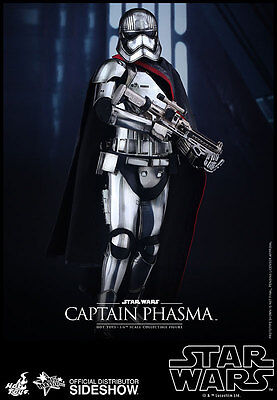Hot Toys Star Wars Captain Phasma Sixth Scale Figure - Stormtrooper, Sith, Jedi