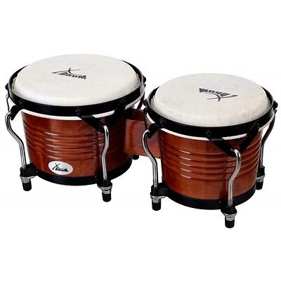 Ref. 37591 XDrum Bongo Pro color Tobacco