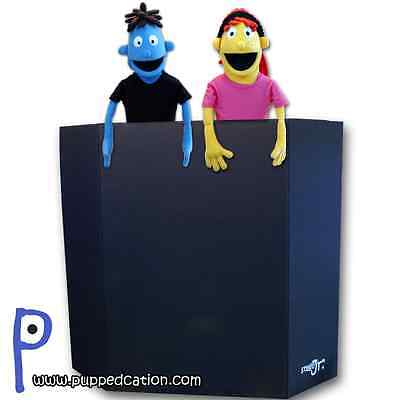 Stage Jr.™ Puppet Stage - Portable Puppet Theater/Stage | Ministry, Classroom