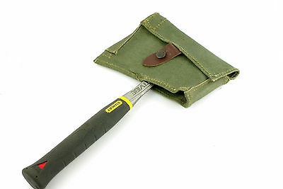 NEW AXE Sheath Cover Surplus Canvas Olive Army Military