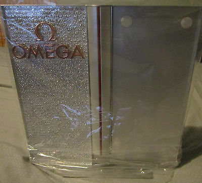 Omega Watch Display Stand