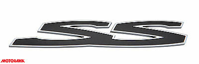 Genuine GM Holden R/H Rear Side Door SS Badge suit VE/VF Commodore NEW 92180359