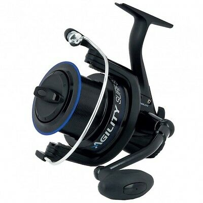 NEW Shakespeare Agility Front Drag Fixed Spool Surf Fishing Reel - 80 - 1294007