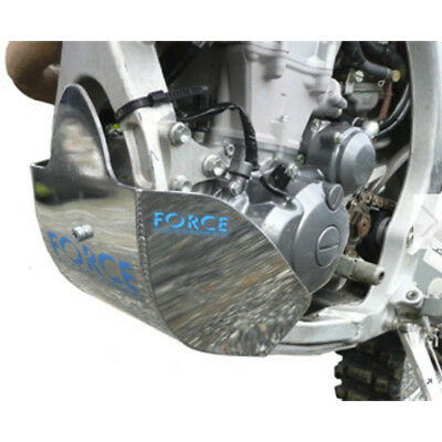 NEW Force Accessories Yamaha WR250F 07-14 WR450F 07-11 Satin Alloy Bash Plate