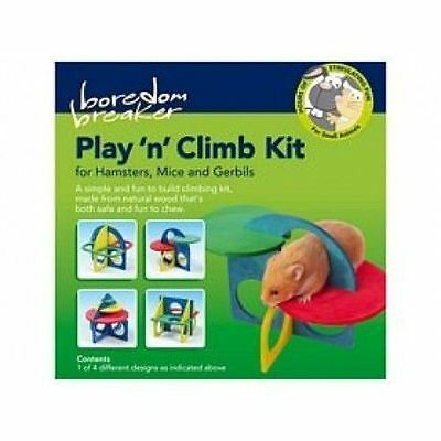 ROSEWOOD PET PRODUCTS BOREDOM BREAKER PLAY N CLIMB KIT hamster mice mouse 30087