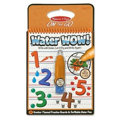 Melissa and Doug On The Go - Water WOW! - Numbers