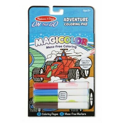 Melissa and Doug On The Go - Magicolor - Colouring Adventure