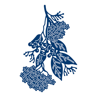 NEW Tattered Lace Essentials 'HEDGEROW' Die - ETL318 - FREE UK P&P