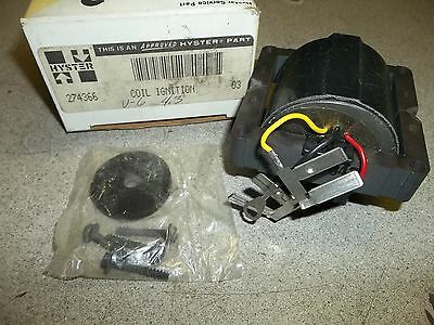 NEW Hyster 274366 Coil Ignition V-6 4.3 009-042 *FREE SHIPPING*