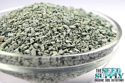8 Ounces of Granular Zeolite - Organic Fertilizer Silica Soil Conditioner Garden