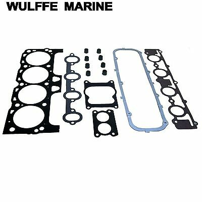 Valve Grind Head Gasket Set for Mercruiser 3.7 liter (170 470 488 3.7L) 18-1277