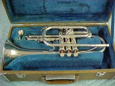 Yamaha YCR-231S Silver Cornet, EXCELLENT Used Condition!