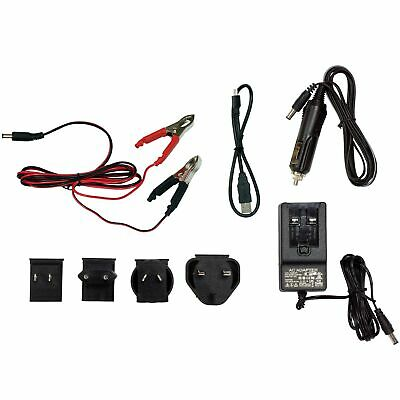Minelab GPX 7000 Metal Detector Adaptor, Charger and Cable Kit 3011-0290