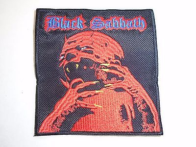 Black Sabbath Born Again Embroidered Patch