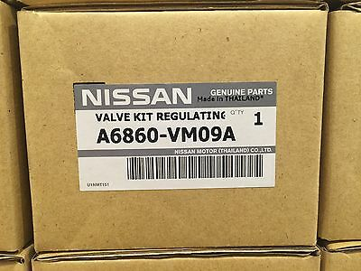 Genuine Nissan Navara Suction Control Valve Kit D40 4Cyl 2.5L, A6860-VM09A